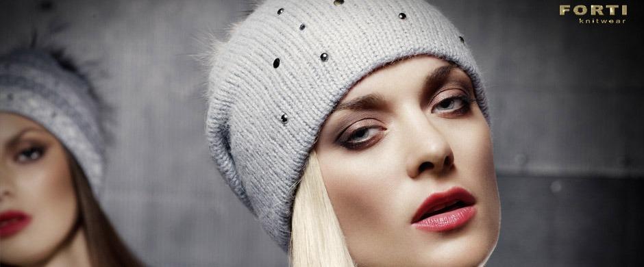 Рекламная фотосъемка. Forti knitwear