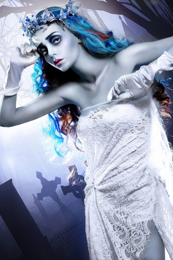IMG_0540. Творческий проект «Мертвая невеста», фотограф Лена Волкова